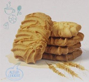 Heerlijke sprits koek