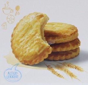 Heerlijke gevulde koek