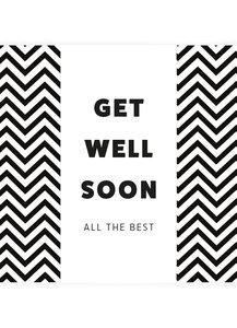 Chocola, get well soon