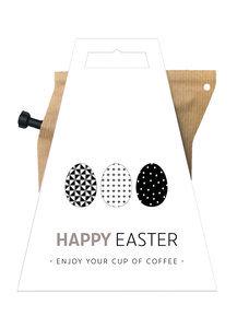 Koffie, Happy easter