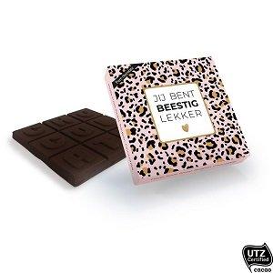 Chocola, jij bent beestig lekker♥