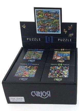 Art colour puzzel