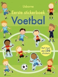stickerboek voetbal