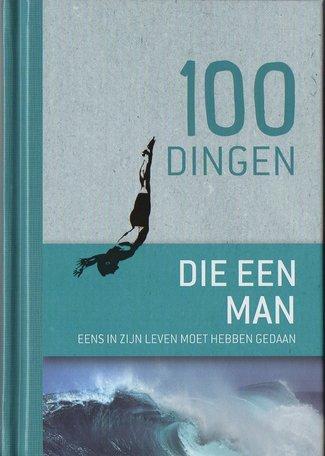 100 dingen die een man