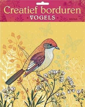 Creatief borduren vogels