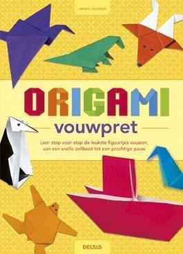 Origami vouwpret