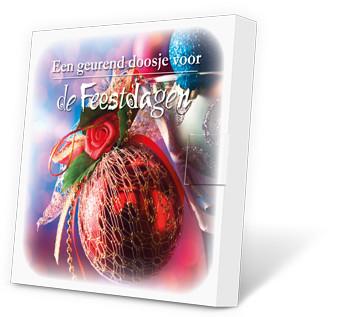 Een geurend doosje voor de Feestdagen (kerstbal)