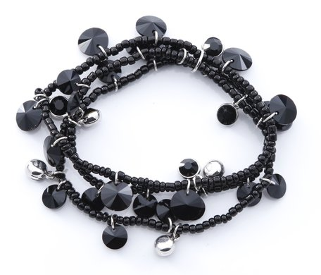 Armbanden zwart