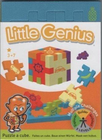 Puzzel kubus 3-7 jaar