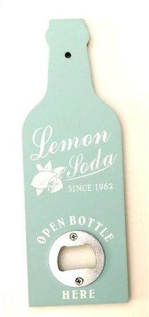 Flesopener lemon soda