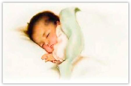 Geurzakje Baby