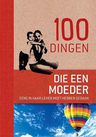 100 dingen die een moeder