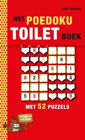 Het poedoku toiletboek
