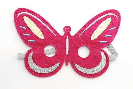 Vilten Masker, Vlinder