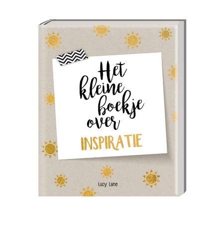 Het kleine boekje over, inspiratie