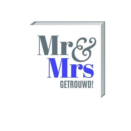 Mr & Mrs boek