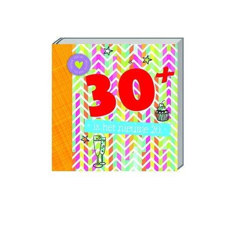 Boekje, 30 is het nieuwe 20