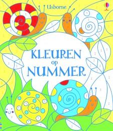 Kleuren op nummer (kinderen)