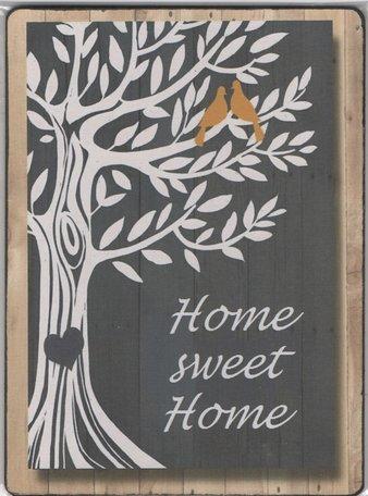 Bordje, HOME SWEET HOME