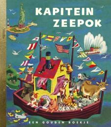 Gouden boekje kapitein Zeepok