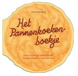 Het pannenkoeken-boekje