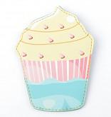 Portemonnee, cupcake