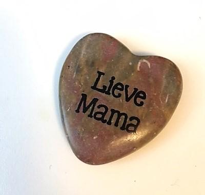 Gelukshartje Lieve Mama