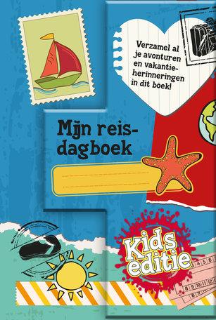Mijn Reisdagboek (kids editie)