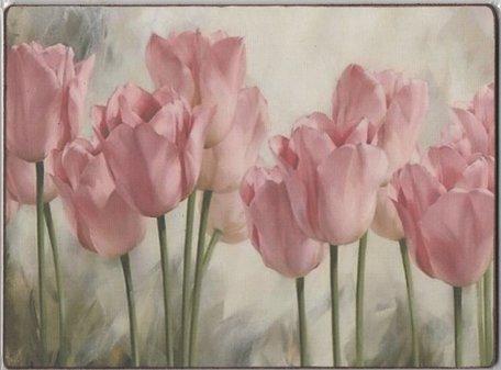 bordje Tulpen