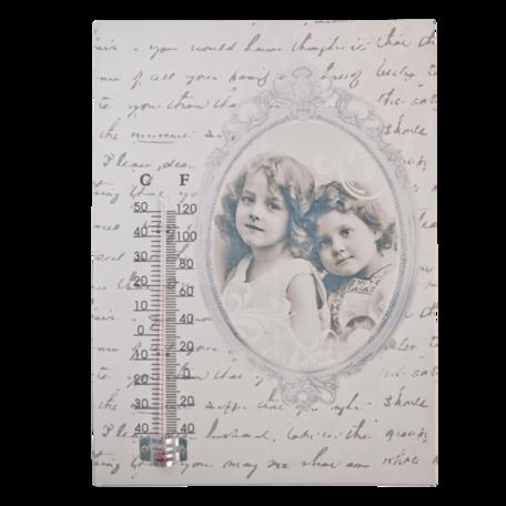 Thermometer van ijzer