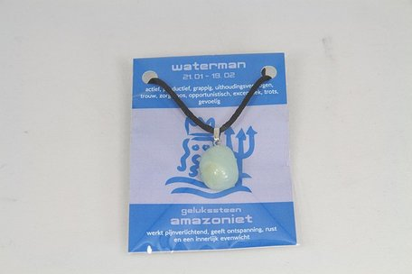 Waterman Sterrenbeeld ketting