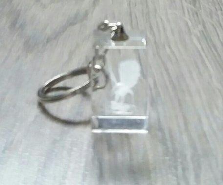 Sleutelhanger kristal adelaar