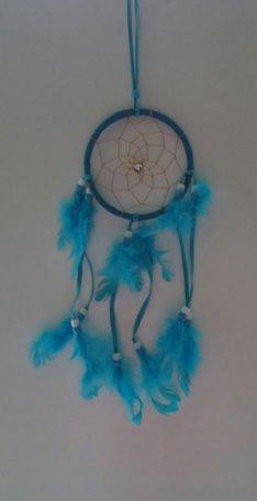 Dromenvanger (turquoise) middelgroot
