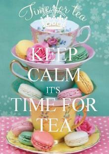 Bordje, Keep calm