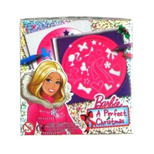 Spirograaf, Barbie Christmas