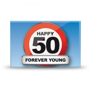 Magneet, happy 50