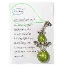 Beschermengel (groen)