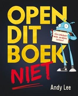 Open dit boek niet!