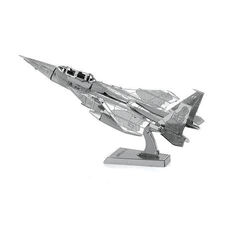 3d puzzel metaal, straaljager
