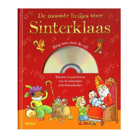 De mooiste liedjes voor Sinterklaas