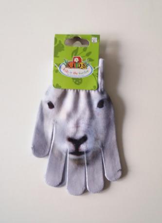 Kinderhandschoen Lammetje