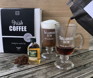 Irish coffee giftset
