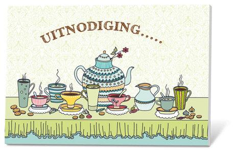 Uitnodiging (thee)