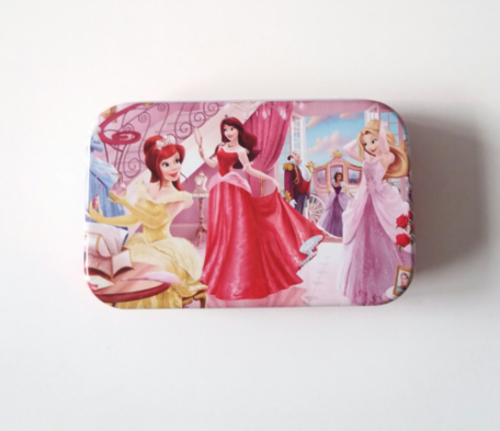 Puzzel princessen