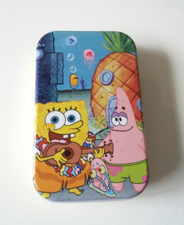 Puzzel spongebob squarepants