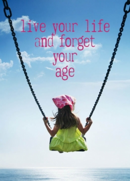 Magneet, live your life and forget your age