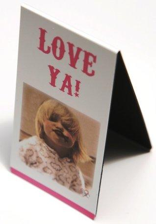 Magnetische Boekenlegger LOVE YA!