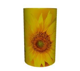 Waxine cover zonnebloem