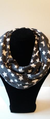Sjaal, grijs