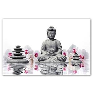 Diamond painting Boeddha beeld